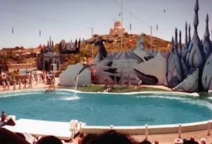 The Atlantis Marine Park.